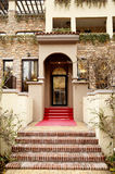 дом входа самомоднейшая Стоковая Фотография RF