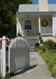 дом входа страны к Стоковые Фото