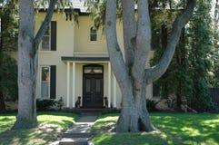 дом входа Стоковое Изображение RF
