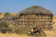Дом в Индии Стоковые Изображения