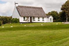 Дом в Ирландии Стоковые Фотографии RF