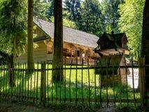 Дом в парке Shevchenko Стоковые Изображения