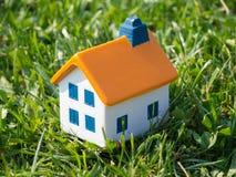 Дом в сельской местности Стоковая Фотография RF