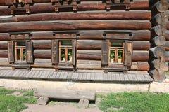 Дом в улице деревни Стоковые Фотографии RF