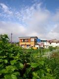 Дом в Kawaguchiko Стоковое Фото