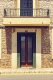 Дом в Lloseta Стоковые Фото