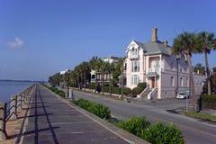 дом гавани charleston Стоковое Фото