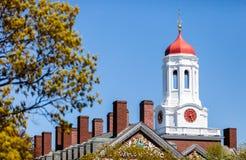 Дом Гарварда Dunster Стоковые Фото