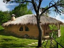 дом глины Стоковая Фотография