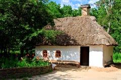 дом глины Стоковое Изображение RF