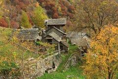 Дом горы Стоковые Изображения