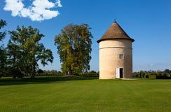 Дом голубя в Франции Стоковое фото RF