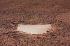 дом грязи пнул плиту Стоковое Изображение RF