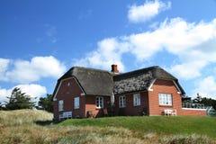 дом Дании Стоковая Фотография RF