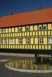 дом Дании стоковые изображения rf