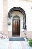 дом двери стоковое фото