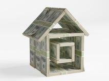 Дом денег Стоковые Изображения RF