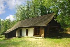 дом деревянная Стоковое Фото