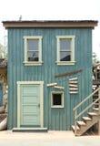 дом деревянная Стоковые Фото