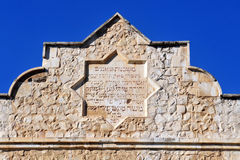 Дом для приезжих Mishkenot Sha'ananim Стоковые Фото