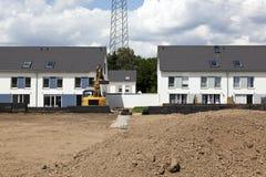 дом добавлению Стоковое Изображение