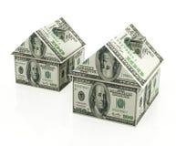 Дом денег Стоковая Фотография RF
