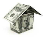 Дом денег Стоковое Изображение RF