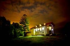 Дом леса Стоковая Фотография