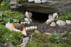 Дом жабы Стоковая Фотография RF