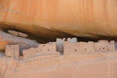 дом жилища скалы губит белизну Стоковое Изображение RF
