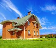 дом жилища Стоковое Изображение