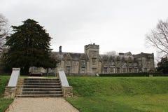 Дом замка просвирника в пробочке Ирландии графства просвирника стоковое изображение
