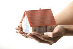 дом защищает ваше Стоковые Фото