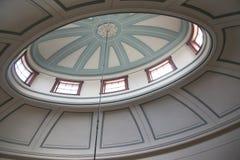 Дом залива Элизабета - приданный куполообразную форму фонарик Стоковые Фото
