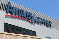 Дом знака центра Amway Орландо волшебства Орландо Стоковое Изображение RF