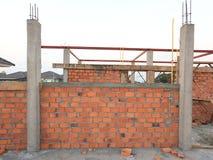 Дом здания и конструкции Стоковые Фотографии RF