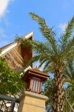 дом Индонесия Стоковое фото RF