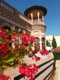Дом интерьера Navajas в Torremolinos, Косте del Sol стоковое изображение