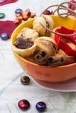 Дом-испеченный десерт муки Стоковые Фотографии RF