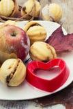 Дом-испеченный десерт муки Стоковое Фото