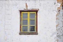 Дом и окна Стоковые Изображения