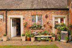Дом и сады Wells Wexford Ирландия стоковое фото rf