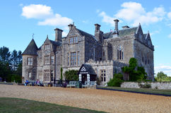 Дом и сады дворца Beaulieu Стоковая Фотография RF