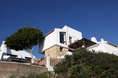 Дом каникулы в Испании стоковое изображение