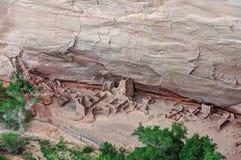 Дом Каньона de Chelly Антилопы Стоковые Фото