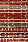 дом кирпича Стоковая Фотография RF