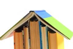 дом книги Стоковые Фото