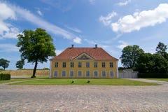 дом командиров copenhagen Стоковая Фотография RF
