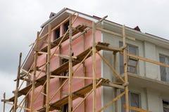 дом конструкции вниз Стоковые Фотографии RF