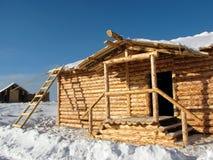 дом конструкции сельская Стоковая Фотография RF